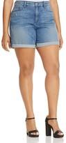 NYDJ Jessica Boyfriend Shorts in Paloma