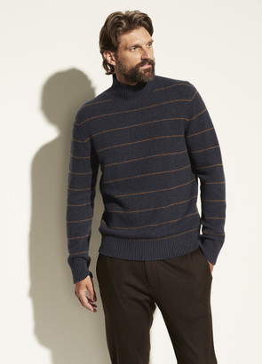 Vince Stripe Turtleneck