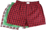 Tommy Hilfiger 3-Pack Woven Boxer