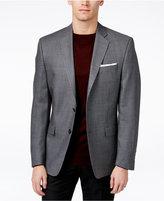 Lauren Ralph Lauren Men's Classic-Fit Gray Houndstooth Sport Coat