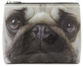 Forever 21 Pug Face Makeup Bag