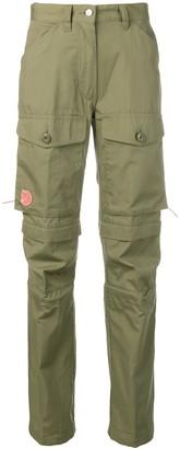 Acne Studios x Fjallraven cargo trousers