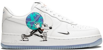 Nike Air Force 1 Flyleather QS sneakers