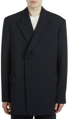 Raf Simons Double Breasted Jacket