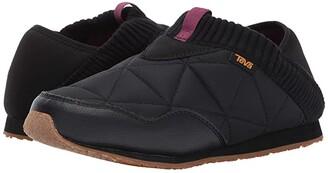 Teva Ember Moc (Black) Women's Shoes