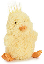 Starting Out Plush Chick Rattle