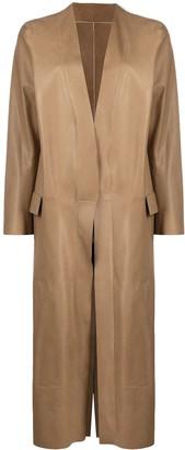 Salvatore Santoro Open Front Maxi Coat
