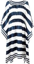 Dolce & Gabbana striped kaftan dress