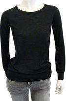 A.p.c. Crew Neck Sweater In Black