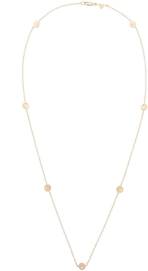Alison Lou Smiley By The Yard necklace