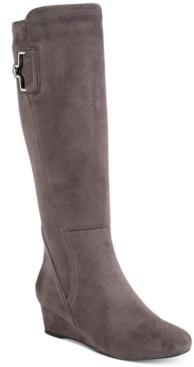 Impo Glada Wedge Dress Boots Women's Shoes