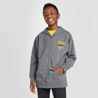 Fifth Sun Kid' Embrace Your Root Zip-Up Hooded weathirt -