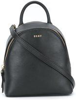 DKNY mini backpack style shoulder bag