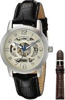 Stuhrling Original Women's Classique Delphi Skeleton Watch 107EL.111531