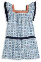 Roberta Roller Rabbit Toddler's & Little Girl's Venezia Oceana Pleated Dress