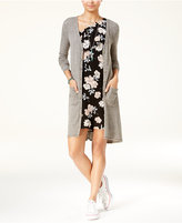 American Rag Juniors' Duster Cardigan, Created for Macy's