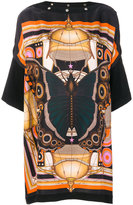 Givenchy butterfly print mini dress