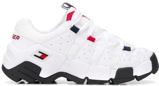 Tommy Jeans chunky lace-up sneakers