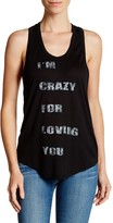 Haute Hippie Crazy For Loving You Tank