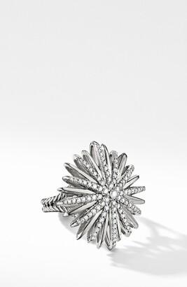 David Yurman Starbust Diamond Ring