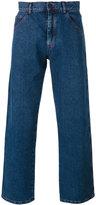 Gosha Rubchinskiy Yin Yang denim jeans