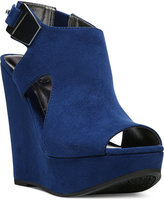 Carlos by Carlos Santana Malor Platform Wedge Sandals