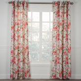 Asstd National Brand Arden Lined Grommet-Top Curtain Panel