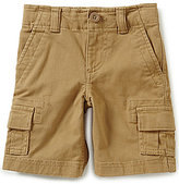 First Wave Little Boys 2T-7 Stretch Cargo Shorts