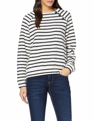 Petit Bateau Women's Mariniere_5031501 Long Sleeve Top