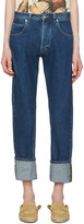Loewe Indigo Stonewash Jeans