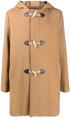 A.P.C. Edouard wool duffle coat