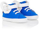 Buscemi 100MM Neoprene & Leather Sneakers
