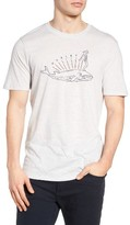 Hurley Men's Whaler Graphic T-Shirt