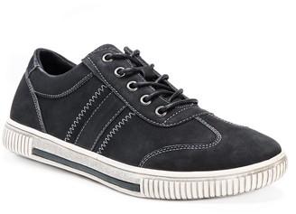 Muk Luks Men's Nicks Shoes-Black 12 Medium US