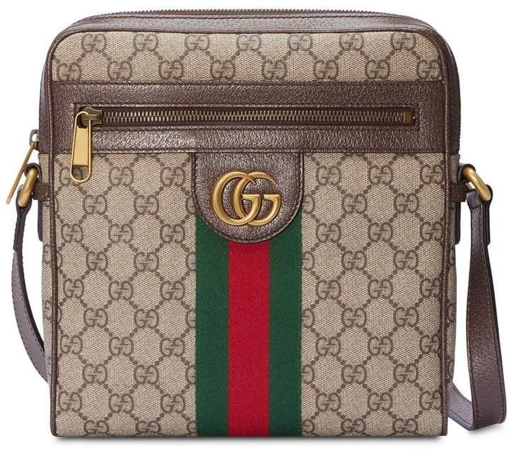ea1614a1573e Men Leather Small Messenger Bag - ShopStyle