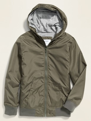 Old Navy Hooded Uniform Windbreaker for Boys