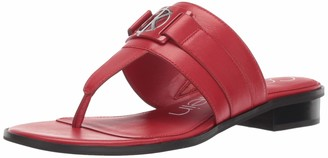 Calvin Klein Women's Farley Flat Sandal