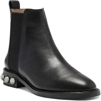 Louise et Cie Venda Embellished Heel Chelsea Boot