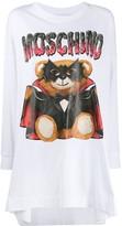 Moschino motif detail T-shirt dress