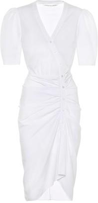 Veronica Beard Atia cotton midi dress