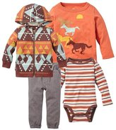 Tea Collection Galopante Set (Baby) - Multicolor-12-18 Months