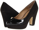 Vigotti Bethan (Black Suede) - Footwear