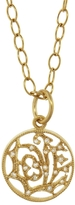 Cathy Waterman Baby Love with Diamonds - 22 Karat Gold