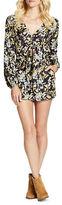 Jessica Simpson Phillipa Floral-Print Jumpsuit