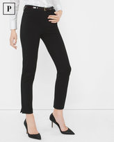 White House Black Market Petite Ponte Slim Ankle Pants