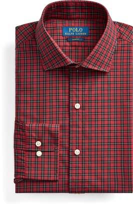 Ralph Lauren Slim Fit Tartan Shirt