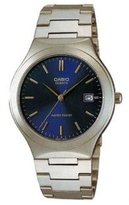 Casio Men's MTP1170A-2A Stainless-Steel Quartz Watch