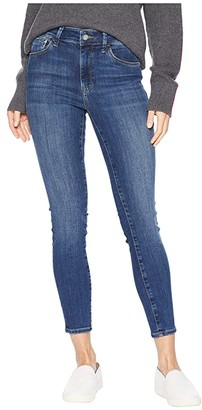 Mavi Jeans Tess High-Rise Super Skinny Jeans in Indigo Supersoft/Medium Blue (Indigo Supersoft/Medium Blue) Women's Jeans
