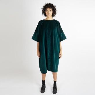 Kate Sheridan Green Velvet Edie Dress