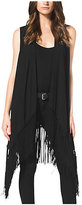 Michael Kors Fringed Vest
